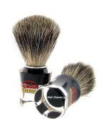 Πινέλο ξυρίσματος ασβού (Best Badger) – Semogue 750 - Συνολικό ύψος : 9,90 cm - Ύψος λαβής : 4,30 cm - Μήκος τρίχας : 5,40 cm - Διάμετρος Knot : 22 mm – Λαβή από ακρυλικό.