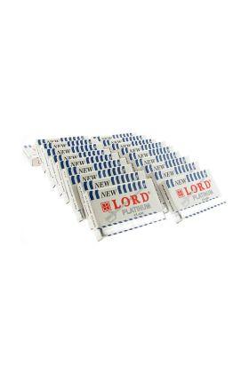 100 Ανταλλακτικά ξυραφάκια Lord Platinum Class