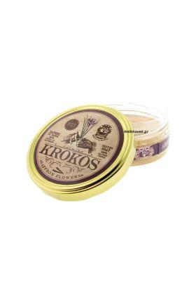 Abbate Y La Mantia Σαπούνι ξυρίσματος Krokos με άρωμα κρόκου.