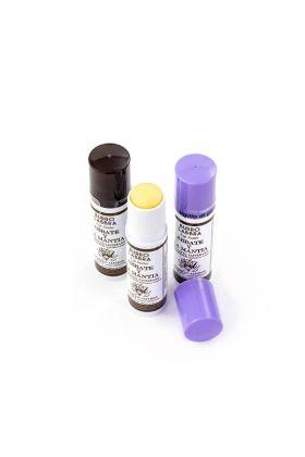 Βούτυρο για τα χείλη με σαφράν Abatte Y La Mantia - 5,7ml
