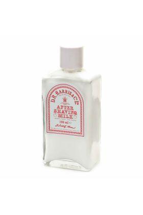 After Shave Milk Dr Harris Αγγλικής παραγωγής με διακριτικό άρωμα. Περιέχει αντισηπτικό και είναι κατάλληλο για την ανακούφιση της επιδερμίδας μετά το ξύρισμα. Δεν περιέχει οινόπνευμα και είναι κατάλληλο για ξηρό και σκασμένο δέρμα.