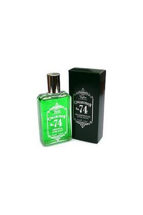 Taylor of Old Bond Street No 74 Traditional Aftershave. Σε γυάλινο μπουκάλι των 100ml. Περιέχει οινόπνευμα. Κατασκευάζεται στην Αγγλία. Διακριτικό άρωμα λουλουδιών.