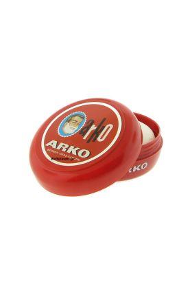 Σαπούνι ξυρίσματος Arko σε πλαστικό μπολ .