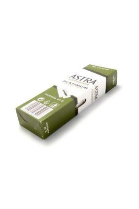 Ανταλλακτικά ξυραφάκια Astra Superior Platinum σε συσκευασία των 100 λεπίδων