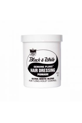 Πομάδα Black & White Original Pomade Wax - 200ml