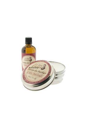 Λοσιόν & σαπούνι ξυρίσματος Κέδρος & πατσουλί Le Pere Lucien