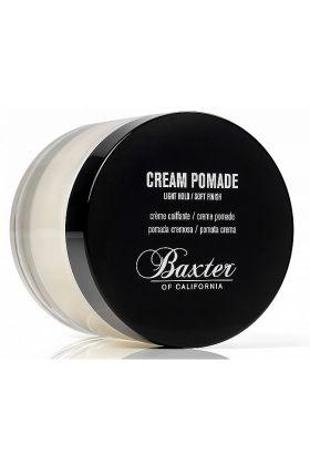 Εξαιρετικό Pomade για όλους τους τύπους μαλλιών, ειδικά για τα σγουρά ή τα σπαστά μαλλιά. Ελαφρύ κράτημα - Απαλό φινίρισμα.