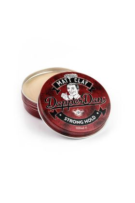 Πομάδα Dapper Dan Matt Clay Strong Hold - 100ml