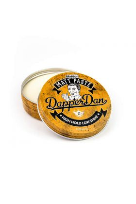 Πομάδα Dapper Dan Matt Paste - 100ml