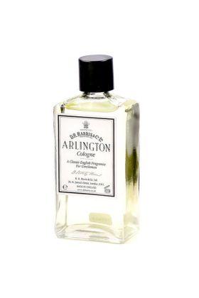 Ανδρική κολόνια Arlington της Dr Harris. Εκλεπτυσμένο άρωμα εσπεριδοειδών. Μπορείτε να συνδυάσετε την κολόνια και με άλλα προϊόντα της ίδιας σειράς Arlington.