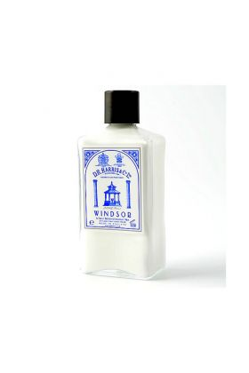 Windsor After Shave Balm της Dr Harris. Αγγλικής παραγωγής με ένα άρωμα από εσπεριδοειδή που έχει ωριμάσει μέσα σε ένα ζεστό άρωμα από πιπέρι.