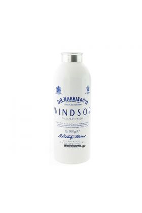 DR Harris Windsor Talcum Powder 100gr - Ταλκ