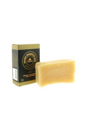 100% φυτικό σαπούνι καθαρισμού γενειάδας από τη Φαένα με ελαφρύ αρρενωπό άρωμα.