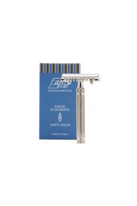 Fatip Piccolo Nickel Open Comb Safety Razor