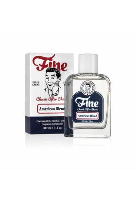 Άρωμα εμπνευσμένο από τη κολόνια YSL Rive Gauche Pour Homme (2003). Το American blend κάνει αυτό ακριβώς που υπόσχεται : τονώνει, δροσίζει,καταπραΰνει.