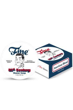Σαπούνι ξυρίσματος American Blend της Fine Accoutrements - 150ml - New Formula