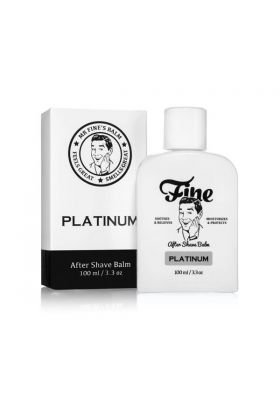 Platinum after shave balm της Fine Accoutrements - 100ml