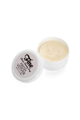 Σαπούνι ξυρίσματος με ζωικό λίπος και άρωμα εμπνευσμένο από τη κολόνια Grey Vetiver του Tom Ford.
