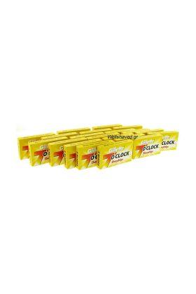 100 Ανταλλακτικά ξυραφάκια Gillette 7 o' Clock