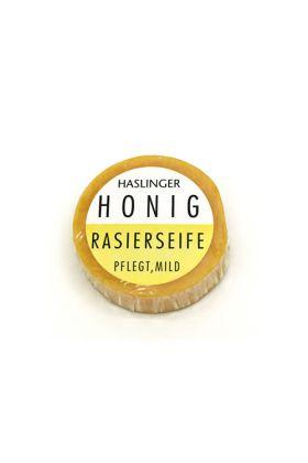 Σαπούνι ξυρίσματος που περιέχει μέλι.Το μέλι είναι γνωστό και για τις θρεπτικές του ιδιότητες που χαρίζουν ένα δέρμα με πιο νεανική όψη. Για όλους τους τύπους δέρματος.