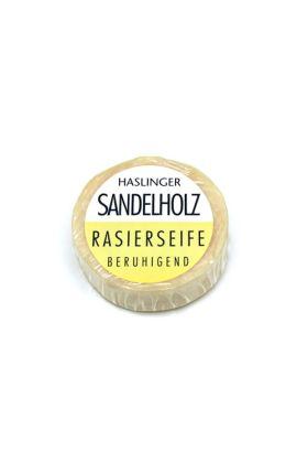 Σαπούνι ξυρίσματος Haslinger με Σανταλόξυλο - 60gr