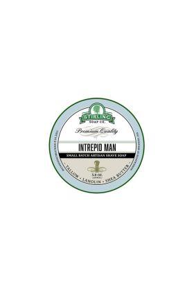Σαπούνι ξυρίσματος Stirling Intrepid Man - 170ml