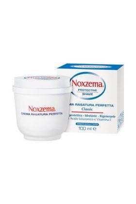 Κρέμα ξυρίσματος Noxzema με υαλουρονικό οξύ και βιταμίνη Ε