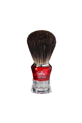Πινέλο ξυρίσματος ασβού Omega 652 - Pure Badger