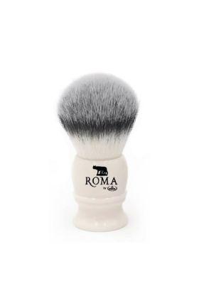 Συνθετικό πινέλο ξυρίσματος Omega Roma Lupa Capitolina