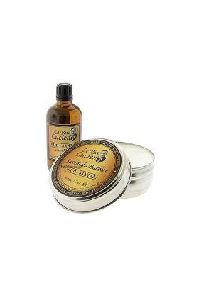 Λοσιόν & σαπούνι ξυρίσματος Oud - Santal Le Pere Lucien