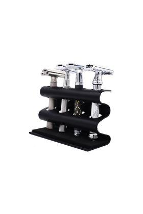 Μεταλλική βάση της Parker για 4 ξυριστικές μηχανές