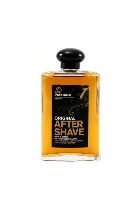 After shave σε γυάλινο μπουκάλι των 100ml. After shave με κλασσικό μπαρμπέρικο άρωμα.