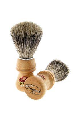 Πινέλο ξυρίσματος ασβού (Best Badger) – Semogue 2020 - Συνολικό ύψος : 10,90 cm - Ύψος λαβής : 5,30 cm - Μήκος τρίχας : 5,40 cm - Διάμετρος Knot : 22 mm – Ξύλινη λαβή