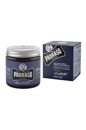 Κρέμα για πριν το ξύρισμα Proraso Azur Lime - 100ml