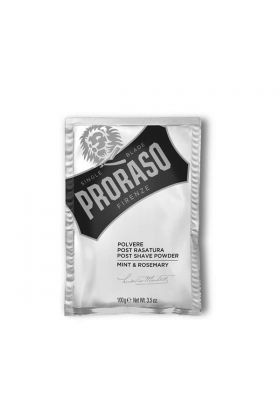Proraso Post Shave Powder Mint & Rosemary 100gr