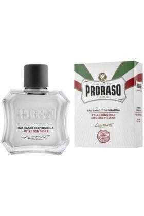 Βάλσαμο για μετά το ξύρισμα της Proraso για ευαίσθητες επιδερμίδες.