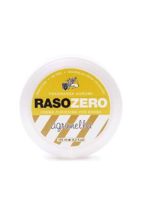 Σαπούνι ξυρίσματος RasoZero Agrumella 125ml - TFS