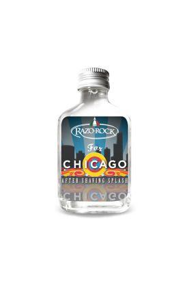 Λοσιόν για μετά το ξύρισμα Razorock For Chicago 100ml
