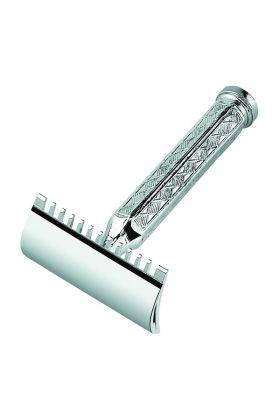 Merkur 41c Ξυριστική μηχανή open comb με κοντή λαβή. (7,40 cm) Ιδανική μηχανή για όσους ξυρίζονται το πολύ 3 φορές την εβδομάδα.