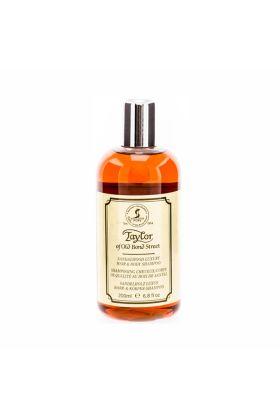 Σαμπουάν μαλλιών και σώματος με άρωμα σανδαλόξυλο - Taylor of old Bond Street - 200 ml