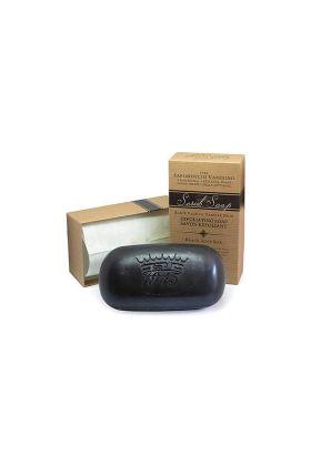 Saponificio Varesino Black Vanilla σαπούνι απολέπισης