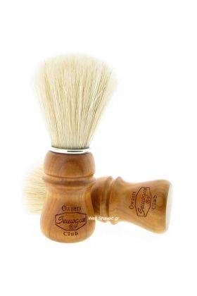 Πινέλο ξυρίσματος χοίρου – Semogue SOC Bristle – Ξύλο κερασιάς - Συνολικό ύψος : 11,60 cm - Ύψος λαβής : 5,70 cm - Μήκος τρίχας : 5,50 cm - Διάμετρος Knot : 2,40 cm
