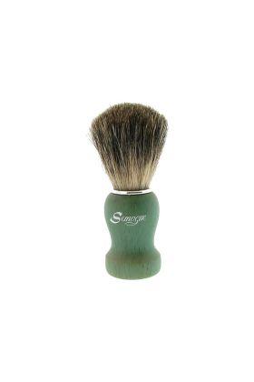 Πινέλο ξυρίσματος  με τρίχες ασβού Pure Grey Semogue Pharos C3TPG OG