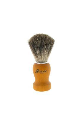 Πινέλο ξυρίσματος  με τρίχες ασβού Pure Grey Semogue Pharos C3TPG Y