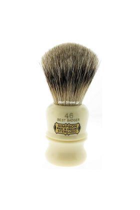 Simpsons  Berkeley - Best Badger - Πινέλο ξυρίσματος ασβού