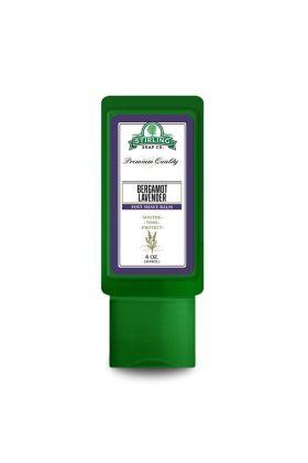 Βάλσαμο για μετά το ξύρισμα Bergamot & Lavender Stirling Soap - 118ml