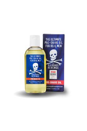 Λάδι για πριν το ξύρισμα Bluebeards Revenge Pre Shave Oil - 125ml