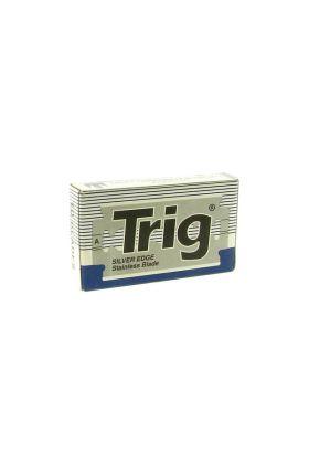 Ανταλλακτικά ξυραφάκαι Trig Silver Edge Stainless.