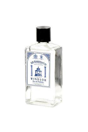 Το Windsor είναι ένα γλυκό, σύνθετο άρωμα που ξεκινάει με πινελιές εσπεριδοειδών και ωριμάζει σε ένα ζεστό δερματώδες άρωμα με νότες από μαύρο πιπέρι και vetivert. Το άρωμα αυτό είναι ο τέλειος συνδυασμός παράδοσης, διακριτική πολυτέλειας και σύγχρονης ζω