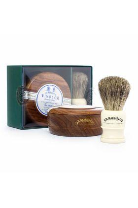 Windsor shaving gift set Mahogany (Μαόνι)